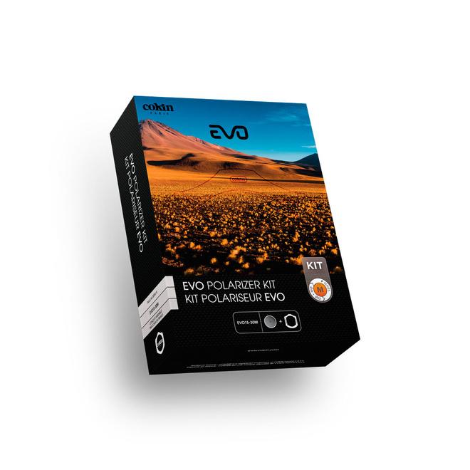 COKIN kit porte-filtres + cpl 95 mm m.
