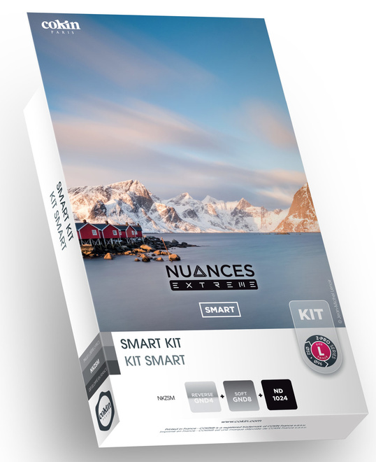 COKIN NUANCES EXTREME SMART KIT SOFT,INVERSE