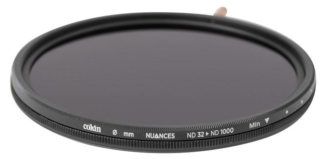 COKIN NUANCES FILTRE NDX 32-1000 - 72MM