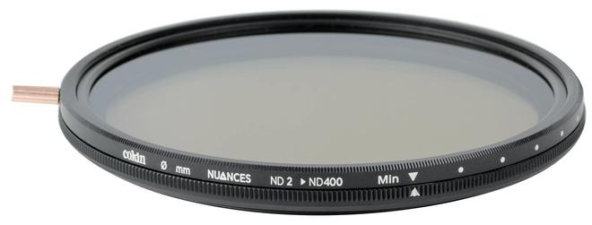 COKIN NUANCES FILTRE NDX 2-400 58 MM