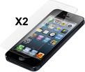 AKASHI 2 prot/verre trempe p/iphone 5/se/c