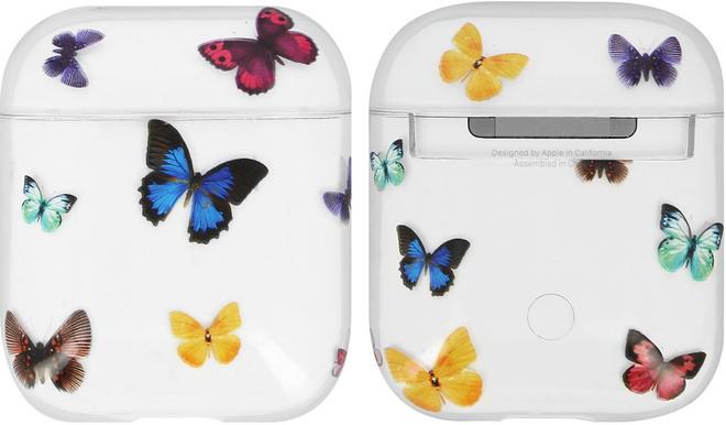 AKASHI coque antichoc butterfly p/airpod1/2