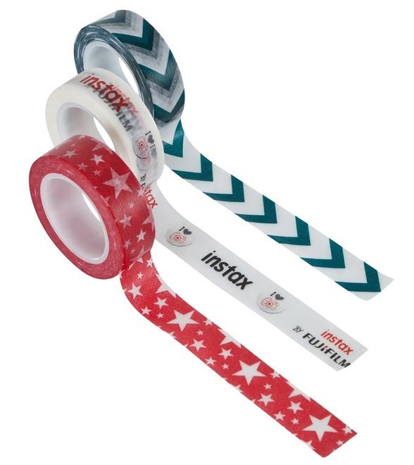 FUJI Instax Masking tape Instax X3