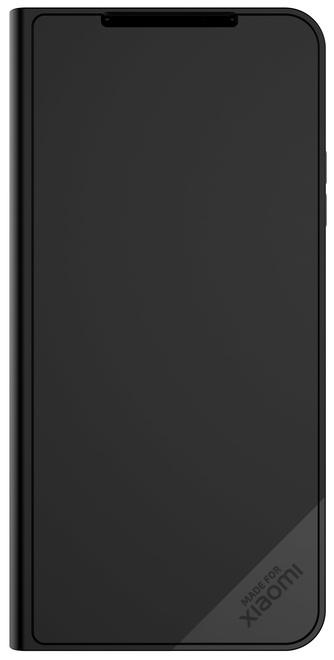XIAOMI etui folio noir p/redmi note 10 pro