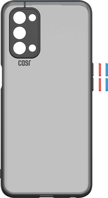 CASR coque bumper noir p/a54/a74 oppo