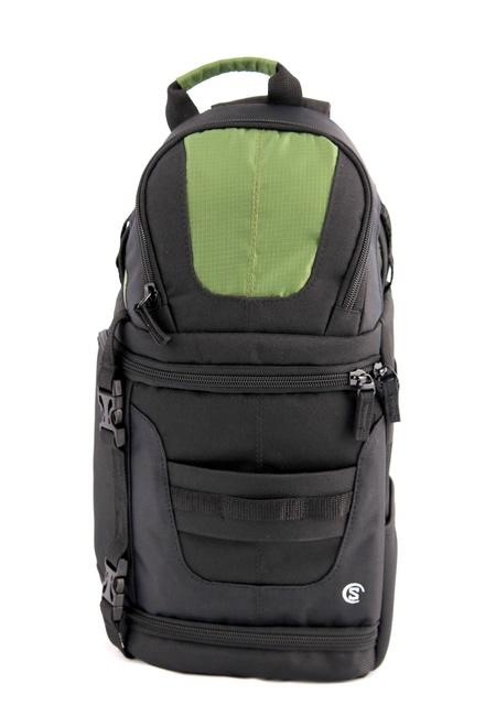 STARBLITZ Sac bandouliere Nomad 170 noir/vert