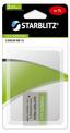 STARBLITZ Batterie compatible Canon NB-7L