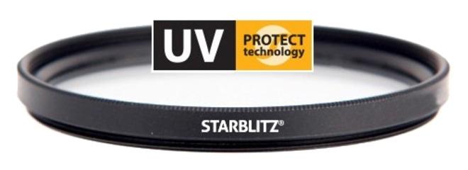 STARBLITZ FILTRE UV 43 MM OBJECTIF
