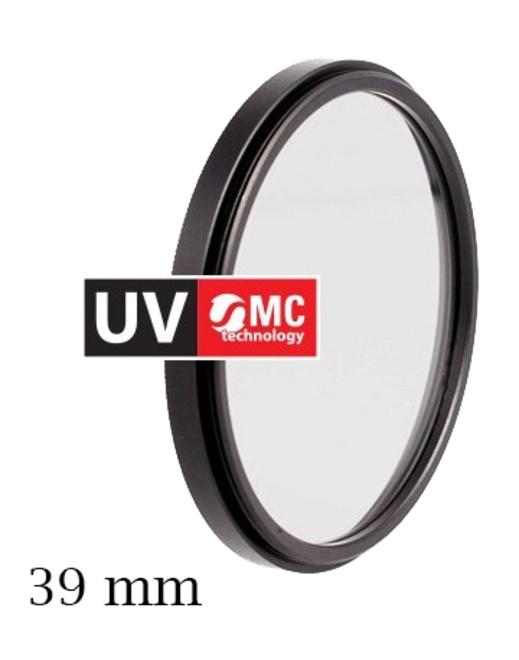 STARBLITZ FILTRE UV 39 MM MULTICOUCHES OBJECTIF