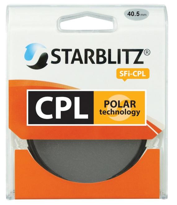 STARBLITZ FILTRE PLCIR 40.5 OBJECTIF