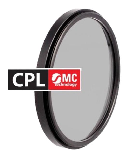 STARBLITZ Filtre objectif 43 PLCIR multicouches