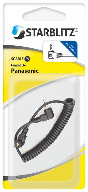 STARBLITZ Cable connexion Panasonic