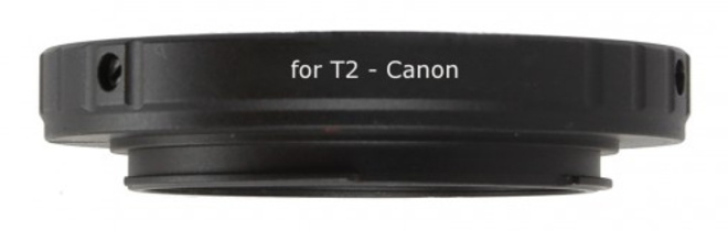 STARLENS Bague T2 Canon