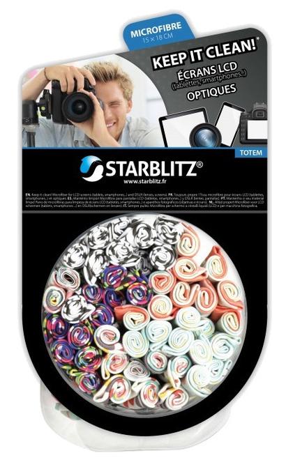 STARBLITZ BOITE COMPTOIR 50 CHIFFONNETTES TOTEMBOX