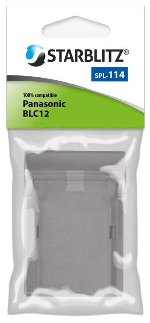 STARBLITZ PLAQUE DE CHARGE SB-LC12 POUR DMW-BLC12+