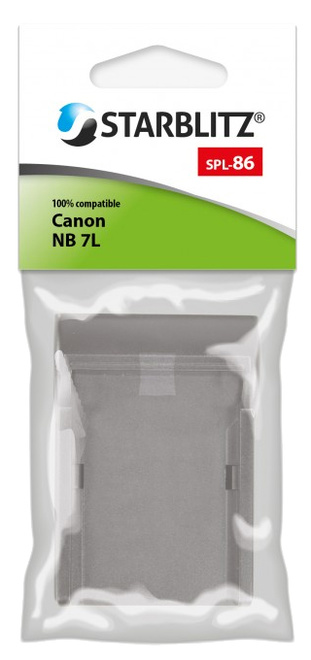 STARBLITZ PLAQUE DE CHARGE SB-E7L POUR NB-7L