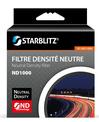 STARBLITZ FILTRE ND1000 55 MM GRIS NEUTRE