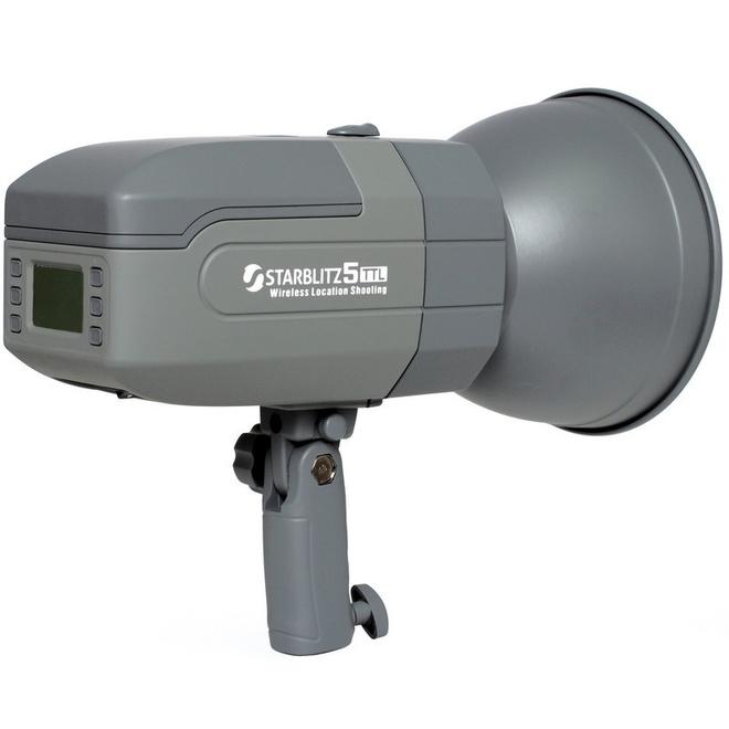 STARBLITZ STUDIO Kit torche+bol+sac+commande Canon