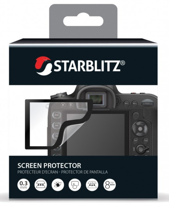 STARBLITZ PROTEGE ECRAN LCD CANON 5D / PENTAX K