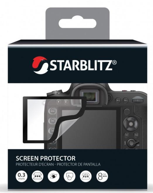 STARBLITZ Protege ecran LCD Nikon/Pentax