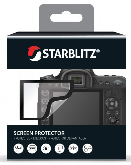 STARBLITZ PROTEGE ECRAN LCD OLYMPUS EM5/10II/1II