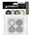 STARBLITZ Kit 4 filtres drone DJI Phantom 4