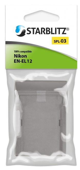 STARBLITZ Batterie compatible Canon LP-E12