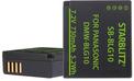 STARBLITZ BATTERIE COMPATIBLE PANASONIC DMW-BLG10