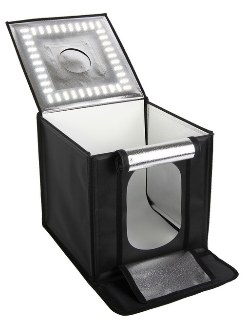 STARBLITZ Studio photo cube a LED 40 cm