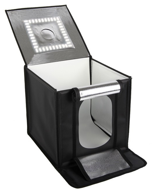 STARBLITZ Studio photo cube a LED 60 cm