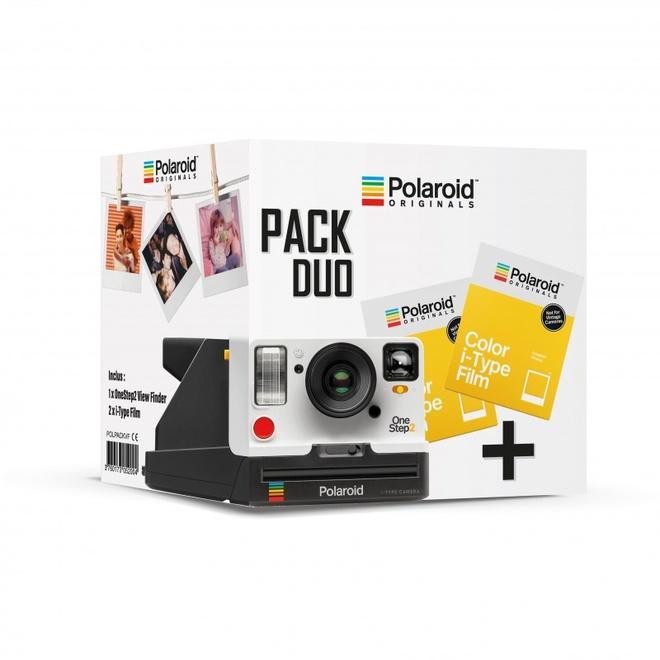 POLAROID Kit OneStep2 VF+2 films couleur itype
