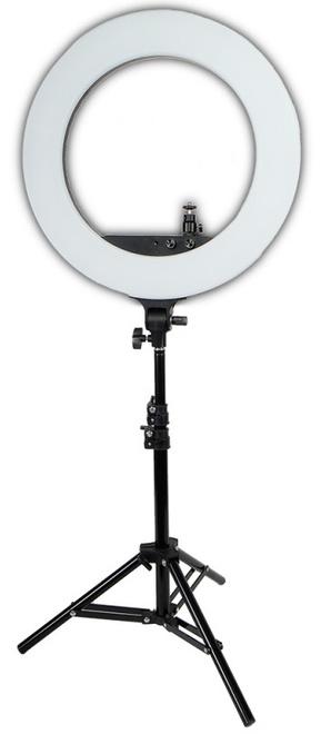 STARBLITZ STUDIO Kit lumiere LED continue annulaire
