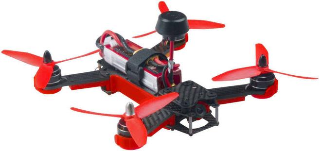 PNJ drone racer 720p fuFPV vit max100km/h.