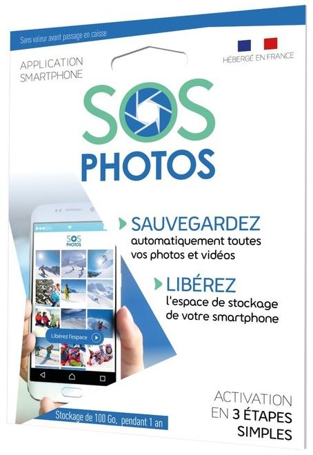 OODRIVE SOS PHOTOS 100 GO