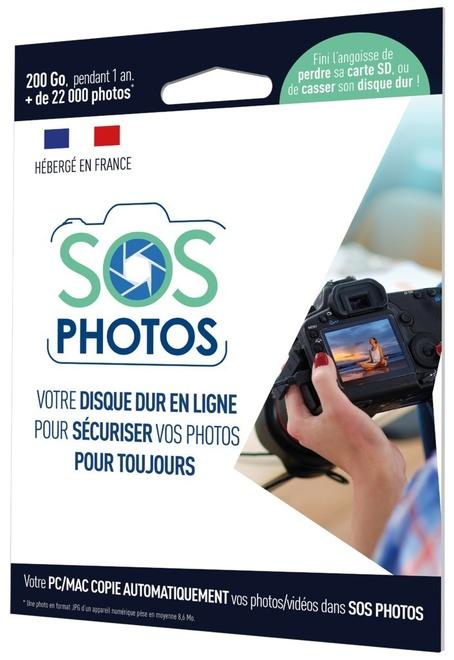 OODRIVE SOS PHOTOS 200 GO