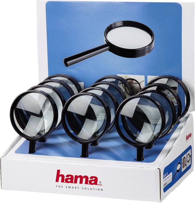 HAMA loupe basic 75 presentoir 12 pces