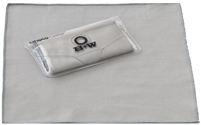 BW                        (PHOX) Chiffon microfibre PHOTO CLEAR 18x18