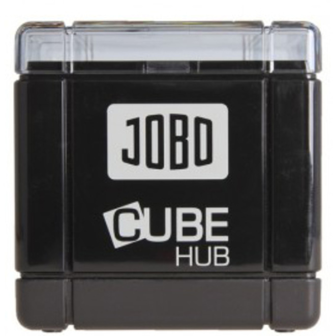 THINK TANK JOBO Lecteur de cartes CUBE HUB Noir