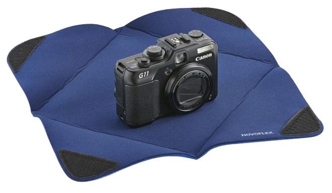 NOVOFLEX Protection wrap neoprene 28x28 Blue