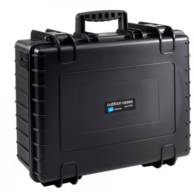 BW                        (PHOX) valise etanche tp 6000 : 510 x 419 x 215