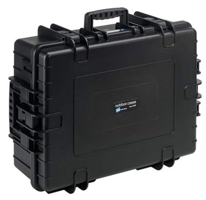 BW                        (PHOX) valise etanche tp 6500 : 660 x 490 x 230