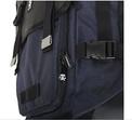 CRUMPLER muli photo half backpack noir-bleu.