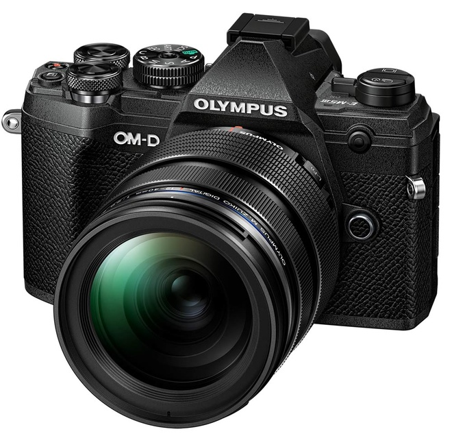 OLYMPUS OM-D E-M5 MARK III NOIR + 12-40