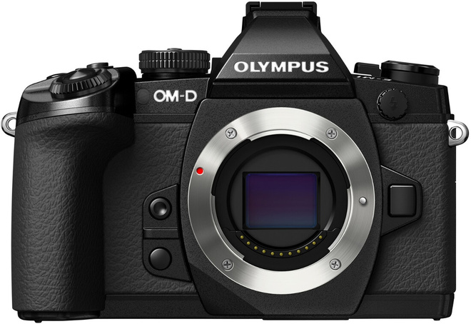 OLYMPUS OM-D E-M1 MARK II + 14-42 + 40-150