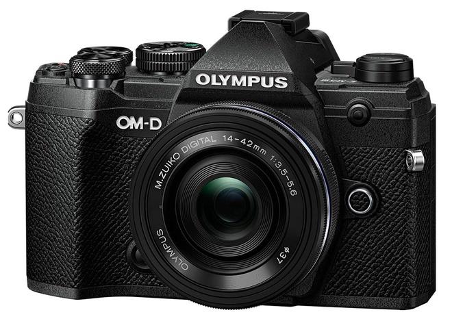 OLYMPUS OM-D E-M5 MARK III NOIR + 14-42