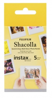 FUJI Shacolla Instax Mini boite de 5