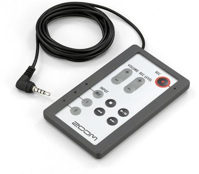 ZOOM Telecommande pour enregistreur H4N