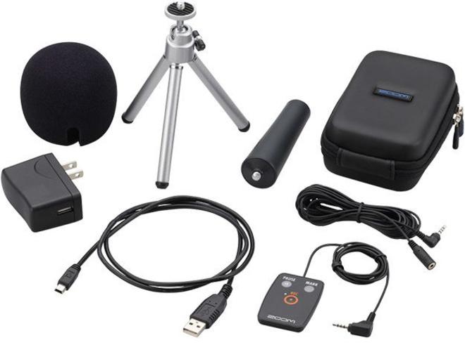 ZOOM Pack accessoires pour H2N