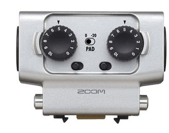 ZOOM Extension 2 entrees XLR Combo H5/H6