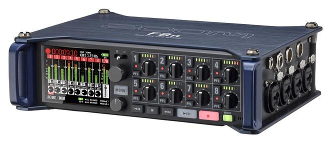 ZOOM Enregistreur multipiste broadcast